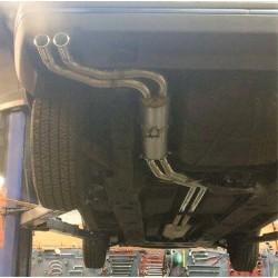 Citroën CX Turbo  ligne inox refabrication
