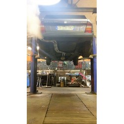 Refabrication Echappement CX Turbo