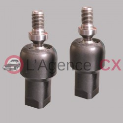 Pair of rod ball joints for...