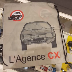 Sac de transport Agence CX