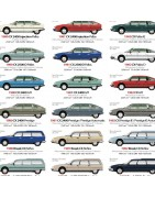 Books and other items relates to Citroën CX